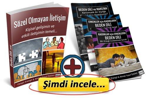 Beden Dili e-Kitap - Sözel Olmayan İletişim